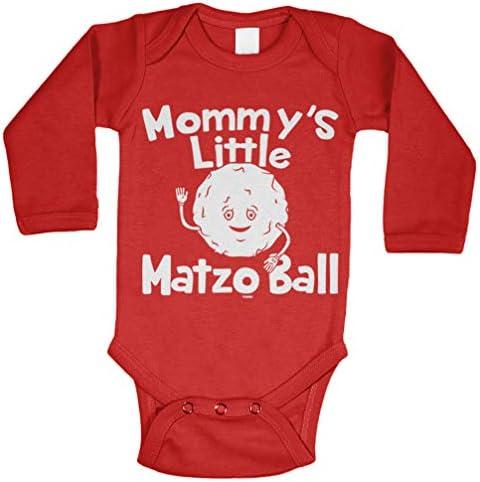 Jewish Onesie Funny Baby Onesie Rabbi Onesie Bubbe/'s Little Matzah Ball Onesie Hanukkah Onesie Cute Baby Onesie Matzah Ball Onesie