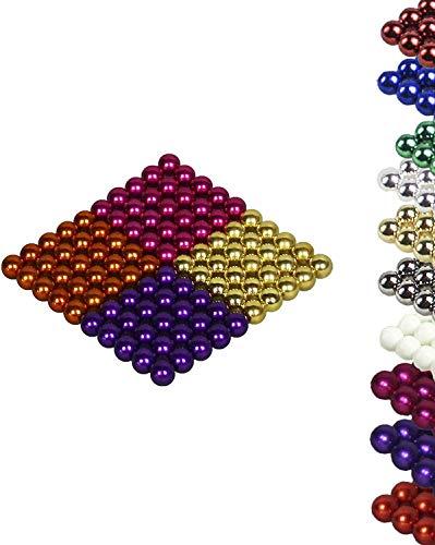 """'muchos colores: 100 magnético bolas 5 mm """"Mag pelota de neodimio Super magnético instudrie magnético: NdFeB. 38"""