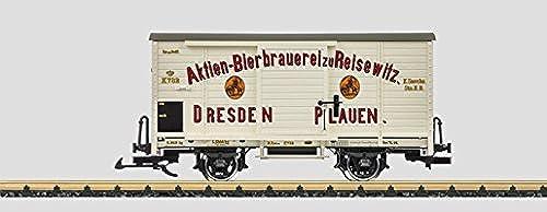 LGB L42269 Bierwagen, Brauerei Reisewitz Dresden