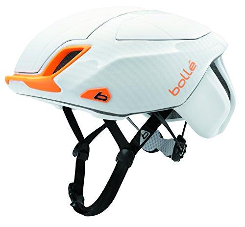 bollé Bollé – Premium-Fahrradhelm The One Road L White/Orange