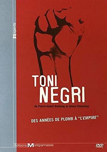 Toni negri, des brigades rouges à attac [FR Import]