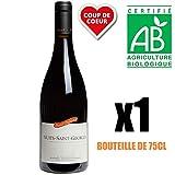 X1 David Duband 2014 AOC Nuits-Saint-Georges Vin Rouge Bourgogne