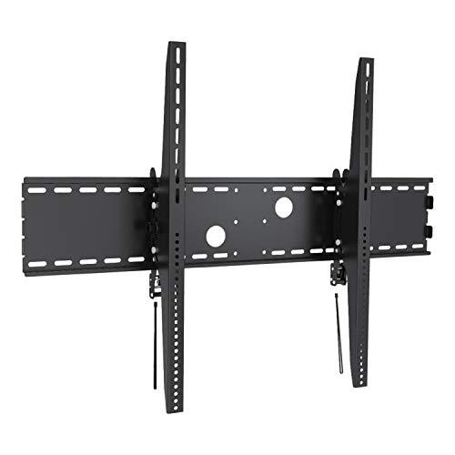 SboX PLB-3781T Wandhalterung für TV, Monitor, gebogener Bildschirm von 60 bis 100 Zoll, VESA 200 x 200 bis 1000 x 800, 100 kg