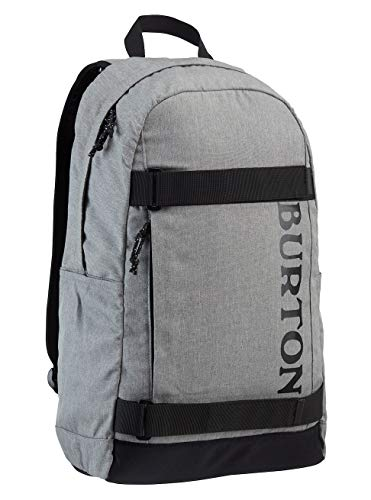 Burton Emphasis 2.0, Zaino Unisex Adulto, Gray Heather