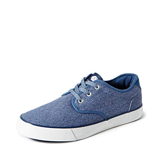 Amazon Brand - Symbol Men's Navy Sneakers-7 UK/India (41 EU) (AZ-GI-370A)