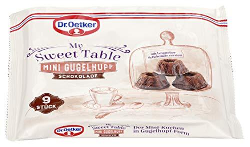 Dr. Oetker Schoko My Sweet Table MiniGugelhupf, 135 g