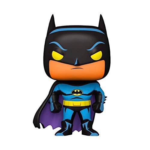 POP! Batman Animated Series 369 Batman Blacklight Sticker Special Edition
