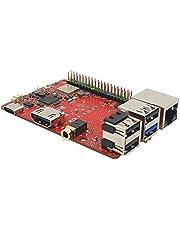 Smartfly Tech ROCK PI X モデルB 4GB / 128GB Windows 10 SBC I n t e l Atom x5-Z8350 Cherry Trail X86シングルボードコンピューター(Win10プロダクトキーなし)