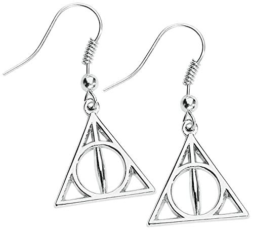 HARRY POTTER - Earrings - Deathly Hallows : P.Derive