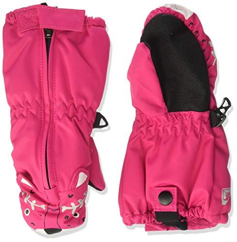 Roxy SNOW Girls' Snow's Up Mitt, beetroot pink, S
