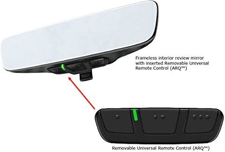 Genuine Nissan 999L1-V5100 Frameless Remot Super intense SALE Mirror with Dedication Universal