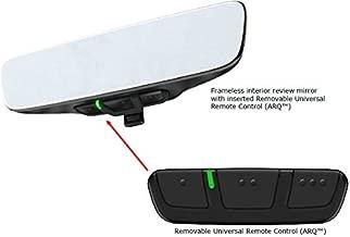 Genuine Nissan 999L1-V5100 Frameless Mirror with Universal Remote Control (ARQ)