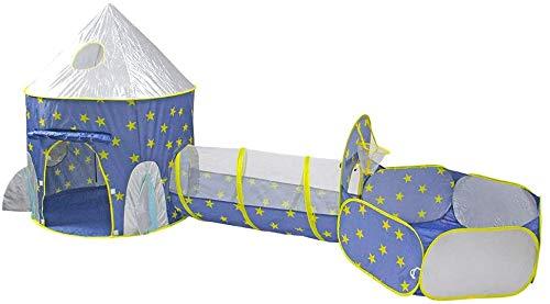 XUUX Toy 3 in 1 Pop-up-Spiel-Zelt...