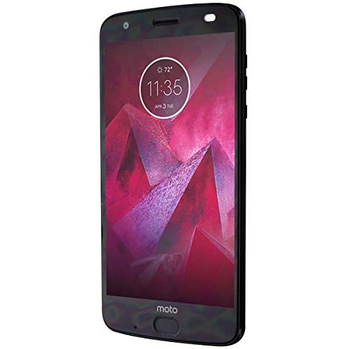 Motorola Moto Z2 Force XT1789 64GB Verizon Wireless CDMA NO-Contract Smartphone - Super Black (Renewed)