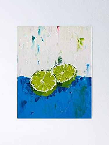Situen Naming Of The Lime Poster - For Office Decor, Dorm, Classroom, Gymnast And Lgbt Besties, Holiday, Great Inspirational Wall Art