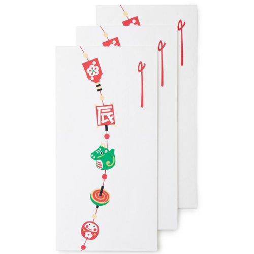 Draak en speelgoed Shugi Bukuro Enveloppen