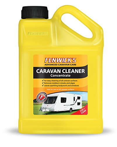 Fenwicks Caravan Cleaner - Safe On All Caravan Surfaces