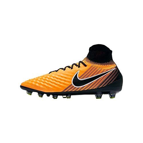 Nike Magista Orden Ii Ag-pro - Laser orange/Black-White-Volt, Größe:7.5