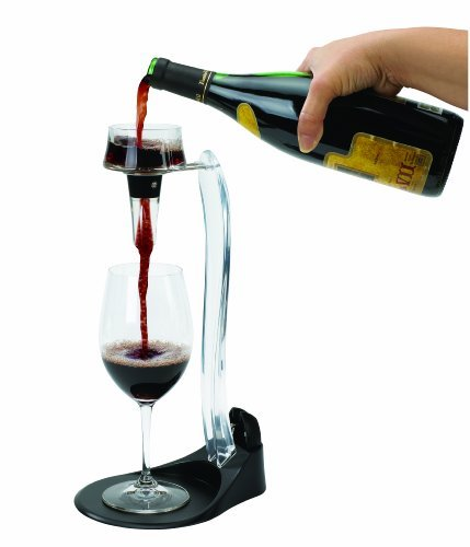 Oster Wine Aerator with Stand and Accessories
