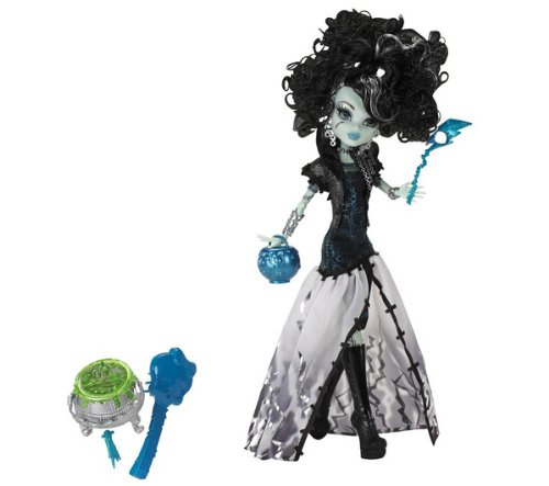 MATTEL Monster High Halloween Frankie (moda bambole - X 3714 & 746775126940)