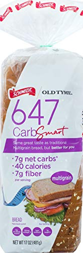 Schmidt Old Tyme 647 Multigrain Bread - 2 Loaves