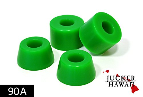 JUCKER HAWAII Longboard Bushings/Lenkgummis 90A grün