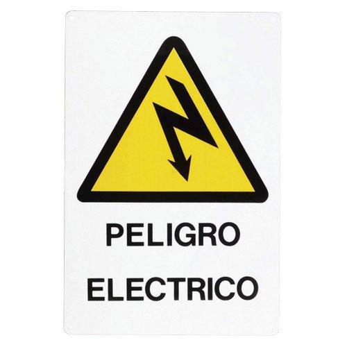 WOLFPACK LINEA PROFESIONAL 15050515 Cartel Peligro Electrico 30x21