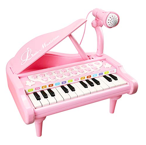 Love&Mini Piano Toy Keyboard for Kids...
