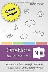 OneNote für Journalisten - Buch-Cover