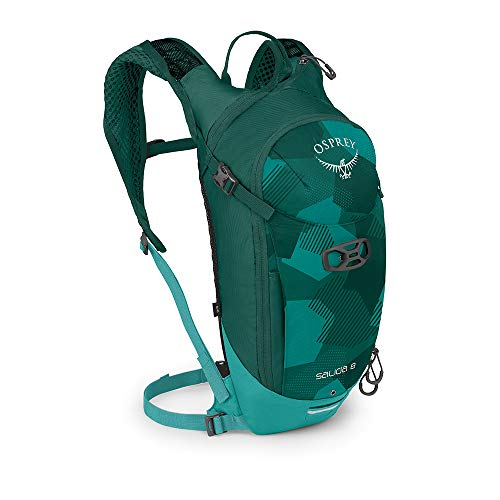 Osprey Salida 8 Multisport-Rucksack für Frauen Teal Glass - O/S