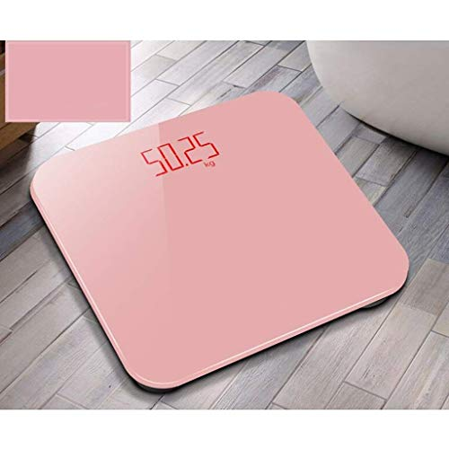 Buy JFDKDH Bathroom Scales USB Charging Models Electronic Weighing High Accuracy Digital Scales Ultr...