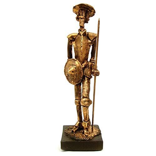 Escultura Dom quixote de la mancha.