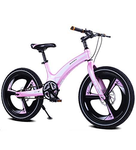 SJSF Y 24 Zoll Kinderfahrrad, Kinderfahrräder, Mädchen Und Jungen Ab 10-15 Jahre Mountainbikes 20 Zoll Kinderrad Cruiser Fahrrad Für Kinder,C