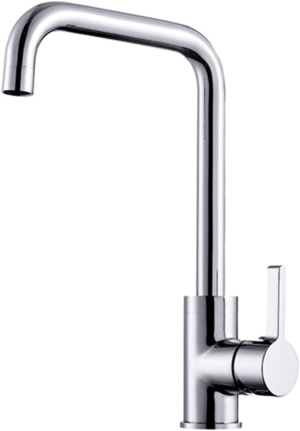 Oudan Kitchen Faucet Brass Kitchen Faucet 360 Degree redation (color   -, Size   -)