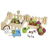 Goki - 51729 - Accessoire - Poupée - Petit Jardin pour les Maisons de Poupées