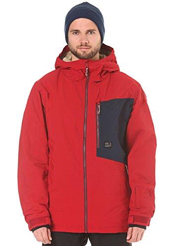 O'Neill Herren PM CUE Jacket Skijacke, Scooter Re, XL