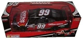 Team Caliber 1:24 NASCAR 99 Carl Edwards Office Depot Taurus Diecast Replica Racecar
