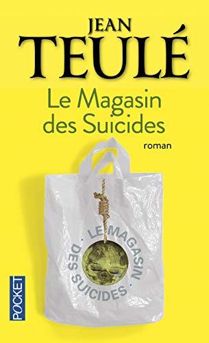 Le magasin des suicides (Pocket)