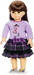 "Afternoon Stroll Skirt and Shirt ~ Outfit Only Fits 18"" American Girl Dolls"