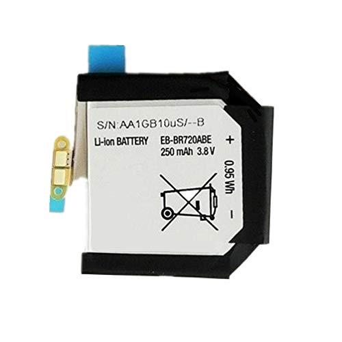 WXKJSHOP Batteria di ricambio compatibile con EB-BR720ABE GH43-04532A Samsung Gear S2 R720 SM-R720 Gear S2 Classic SM-R732