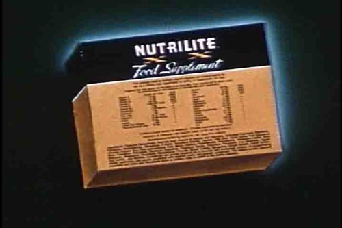 Historic Food Supplement amp Vitamin Film: From the Ground Up 1954
