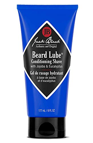 Jack Black Beard Lube Conditioning Shave, 6 Fl Oz
