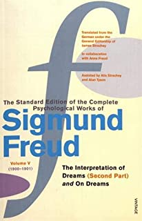 Complete Psychological Works Of Sigmund Freud, The Vol 5 (The Complete Psychological Works of Sigmund Freud)