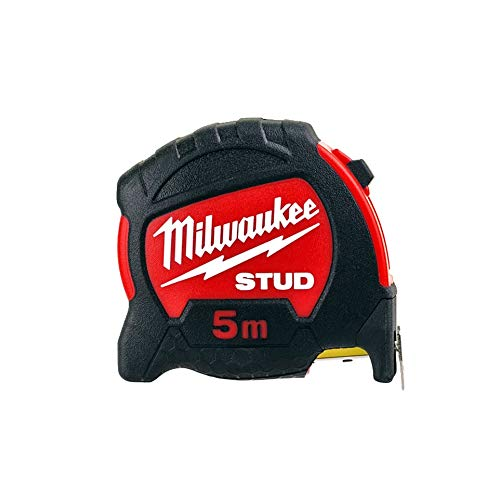 Milwaukee 48229905 - Cinta métrica (5 m de Ancho, 27 mm de Grosor)