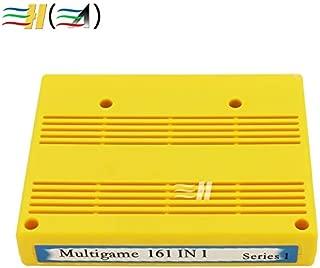 Cholyme LLC 1 Set MVS Cart 161 in 1 Cartridge Cassette Neo Geo mvs Jamma Multi Games cart Neo geo 161 in 1 Cartridge for Motherboard
