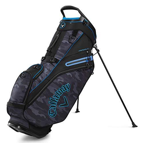 Callaway Golf 2020 Fairway 14 Sac à pied, Homme, Camouflage noir/roi., taille unique