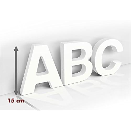 Super 3D Buchstaben: Amazon.de HN75