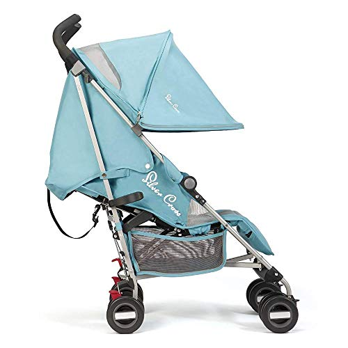 Silver Cross - Silla de paseo zest azul medio