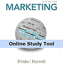 CourseMate (with Career Transitions 2.0) for Pride/Ferrell's Marketing 2014, 17th Edition