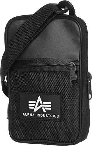 Alpha Industries Rubber Print Utility Bag